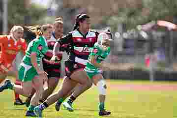 Counties Power Heat V Manawatu - RD 1 Farah Palmer Cup