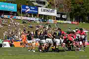Jonah Lomu Memorial Match - Counties Manukau PIC Steelers V Wellington Lions
