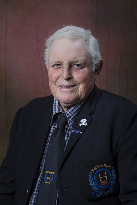 Passing of stalwart of rugby at Onewhero Rugby Club and Counties Manukau Rugby