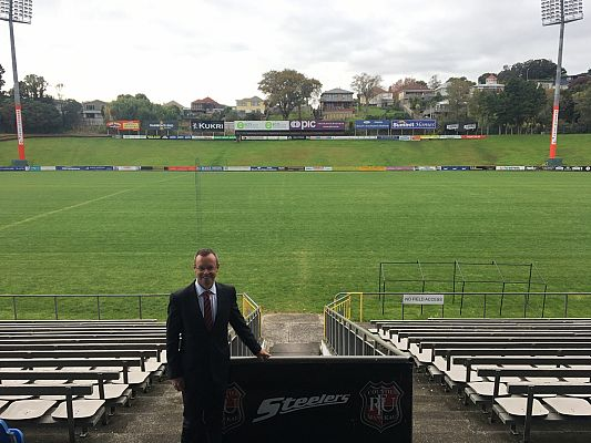 New Head for Counties Manukau Rugby