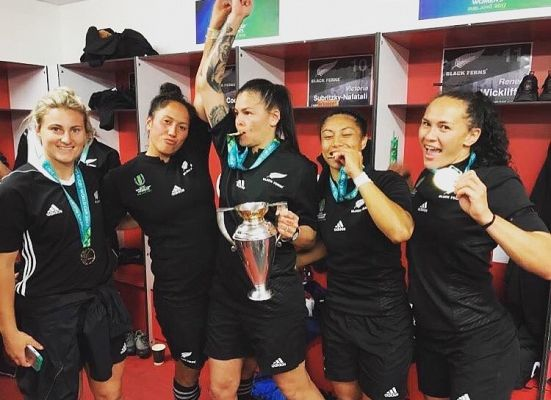 World Champion Black Ferns to be celebrated at public events