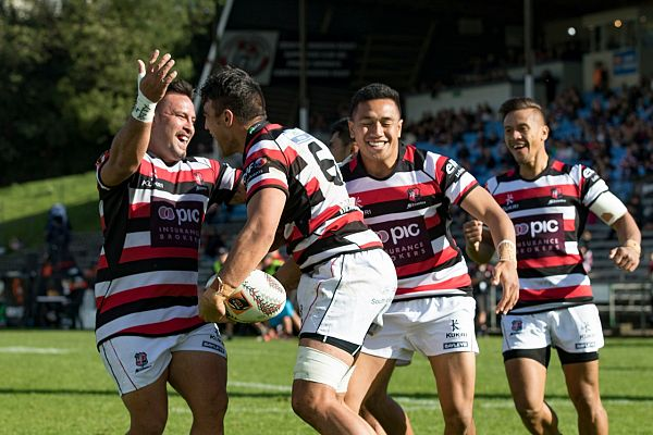 The Counties Manukau PIC Steelers look to continue their winning way