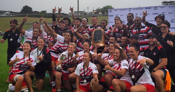 Counties Manukau Men's and Women's 7's Teams named for Northern Regionals