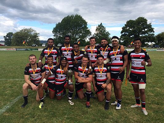 Counties Manukau Crowned 2017 Northern Regional Men's Sevens Champions