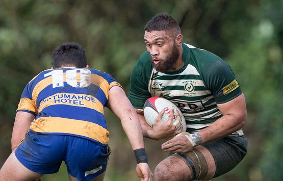Counties Power Game of the Week - Manurewa V Patumahoe