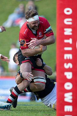 PIC Counties Manukau looking for steely start on Sunday