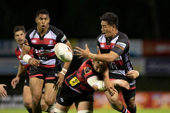 Counties Manukau PIC Steelers fall just short in attempt to topple Canterbury