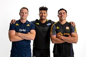 Super Rugby tackles tough conversations with HeadFirst wellbeing round