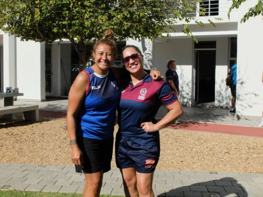 Ground-breaking womens World Rugby High Performance Academy in Stellenbosch