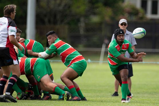 Counties Power Game of the Week - Pukekohe v Waiuku