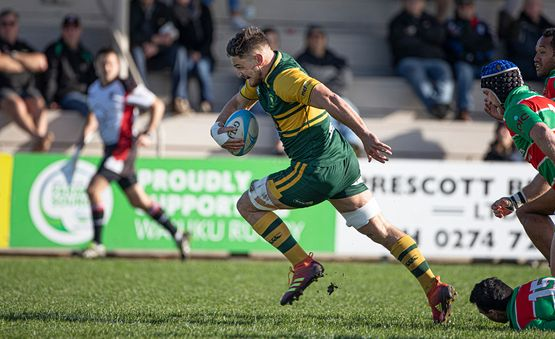 Bonus Point Win sees Pukekohe through to the Semi-Finals