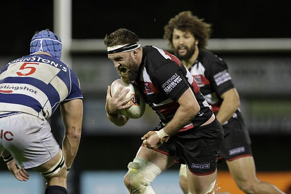 PIC Steelers fall short against neighbouring side Auckland