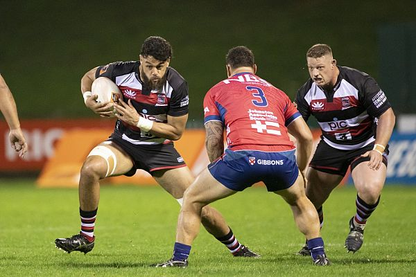 PIC Steelers look for steely resolve against unbeaten Tasman