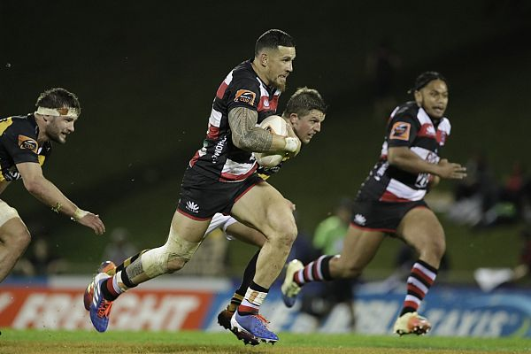 Counties Manukau PIC Steelers chasing 8000 fans for opener against Taranaki