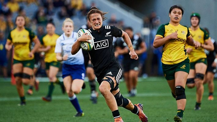 Fans welcome as Black Ferns set to train at home of the Steelers
